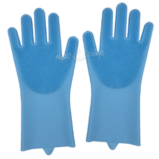 Перчатки для мытья и протирки сыра резиновые