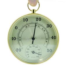 Термометр-гигрометр с большим циферблатом